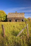 Old Barn in Fall, Virden, Manitoba