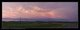 Windpump Storm Sunrise, East Selkirk - pano