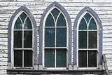 Old Church Windows