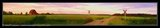 Rural MB Sunset, Trehern - pano