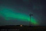 Windpump Aurora, East Selkirk