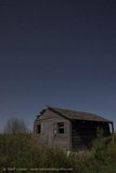 Old Shed Nightscape