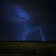Lightning Storm, Rural