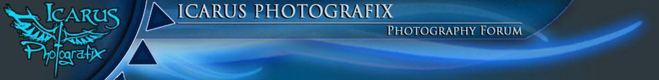 ICARUS PHOTOGRAFIX FORUMS